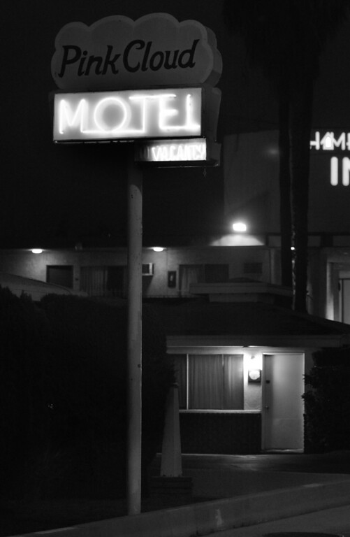 . The Pink Cloud Motel on Sepulveda Blvd. is one of the properties that is under scrutiny by the LAPD. North Hills, CA. 3/26/2014(Photo by John McCoy / Los Angeles Daily News)