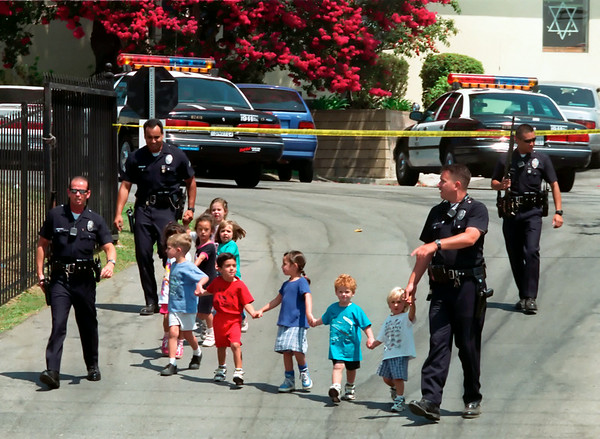 Photos: Remembering the 1999 Jewish Community Center shootings in Granada Hills
