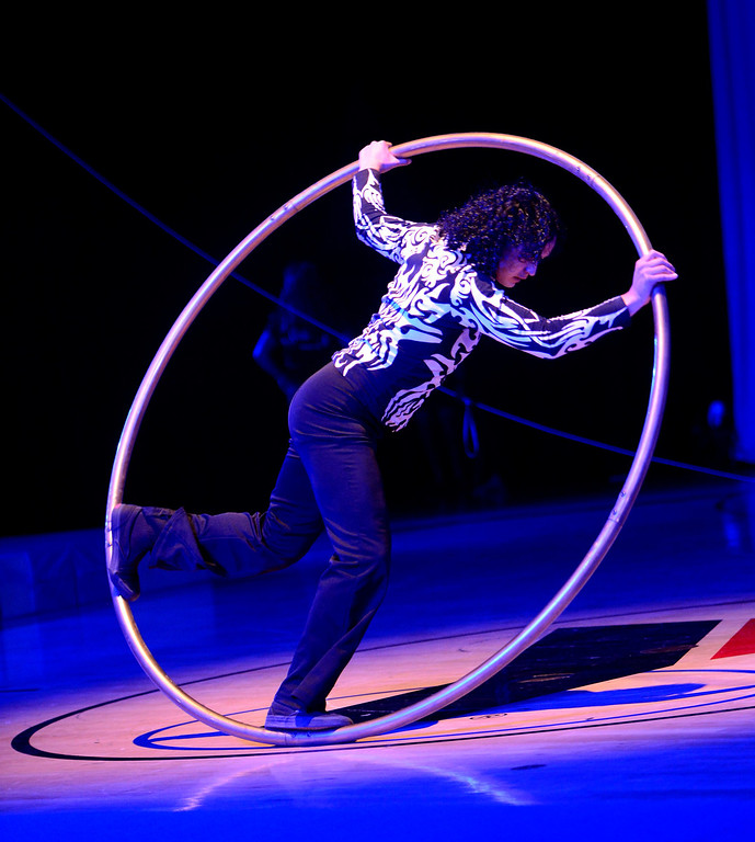 . A scene from the Great Y Circus in Redlands May 3, 2013.  GABRIEL LUIS ACOSTA/STAFF PHOTOGRAPHER.