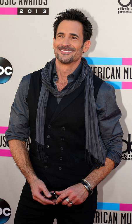 . Lawrence Zarian arrives to the American Music Awards  at the Nokia Theatre in Los Angeles, California on Sunday November 24, 2013 (Photo by Andy Holzman / Los Angeles Daily News)