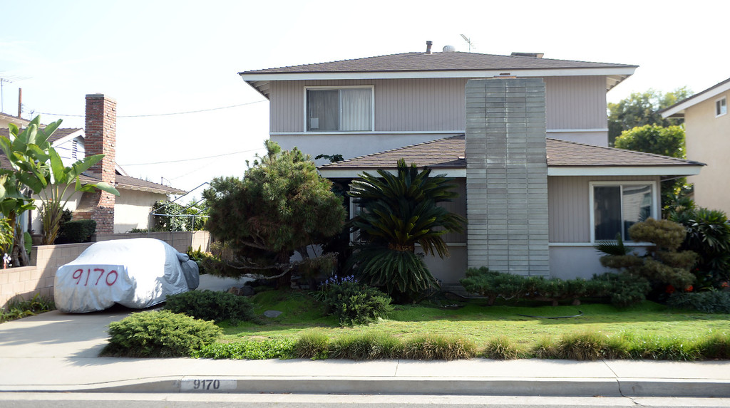 . Nakamoto (not pictured) home in Temple City, Calif., on Thursday, March 6, 2014. Bitcoin is a virtual currency. (Keith Birmingham Pasadena Star-News)