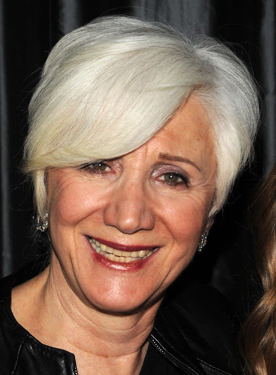 . Actress Olympia Dukakis arrives at the 2007 New York Film Critic\'s Circle Awards at Spotlight in Times Square, Sunday, Jan. 8, 2008, in New York. (AP Photo/Peter Kramer)