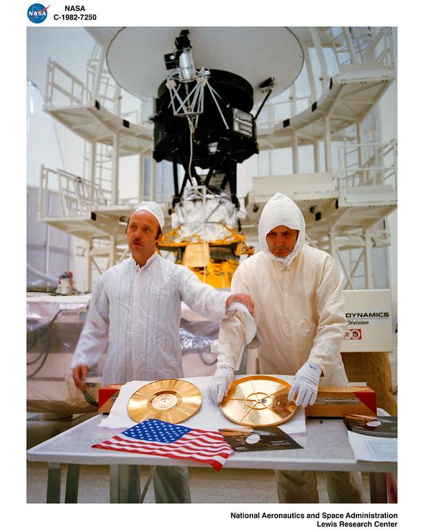 . VOYAGER TRANSPARENCIES  NASA Identifier: C-1982-7250