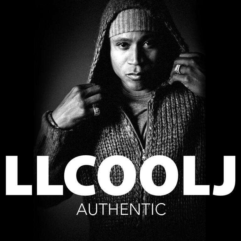 ". This CD cover image released by 429 Records shows ""Authentic,\"" by LL Cool J. (AP Photo/429 Records)"