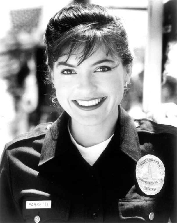 ". Mariska Hargitay in \""Tequila and Bonetti.\""   (1992)   Los Angeles Daily News file photo"