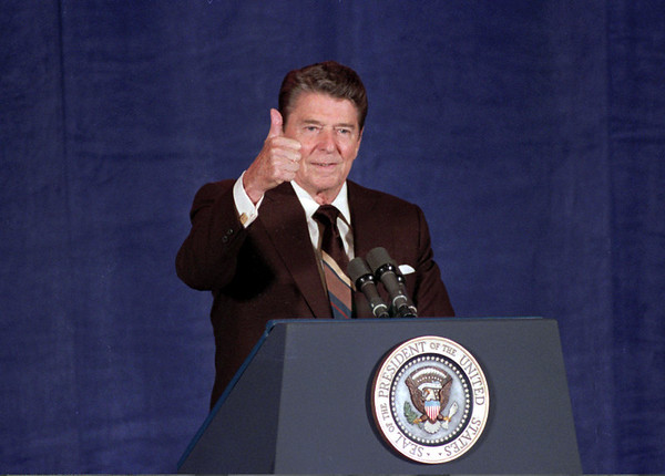 Photos: Remembering Ronald Reagan on the 10th anniversary of his death
