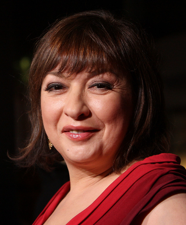 ". Actress Elizabeth Pena arrives at the premiere of Overture Films\' ""Nothing Like The Holidays\"" held at the Grauman\'s Chinese Theatre on December 3, 2008 in Hollywood, California.  Pena died on Tuesday, October 14, 2014. http://bit.ly/1FywAxF  (Photo by Frazer Harrison/Getty Images for Overture Films)"