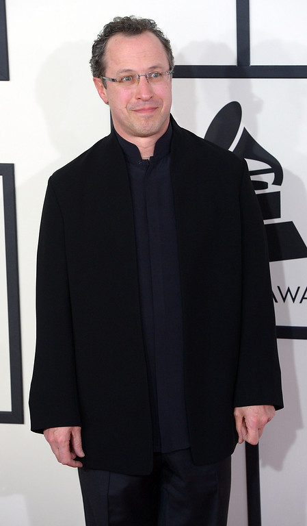 . David Allen Hiller arrives at the 56th Annual GRAMMY Awards at Staples Center in Los Angeles, California on Sunday January 26, 2014 (Photo by David Crane / Los Angeles Daily News)