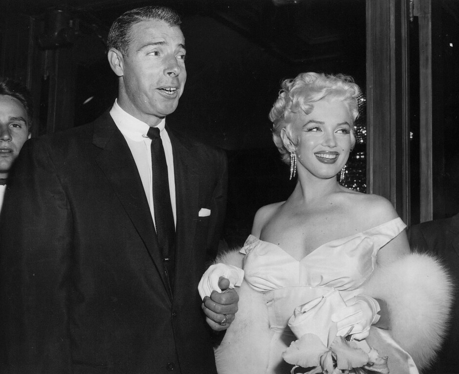 . Marilyn Monroe, in evening robe. (undated)(AP Photo)