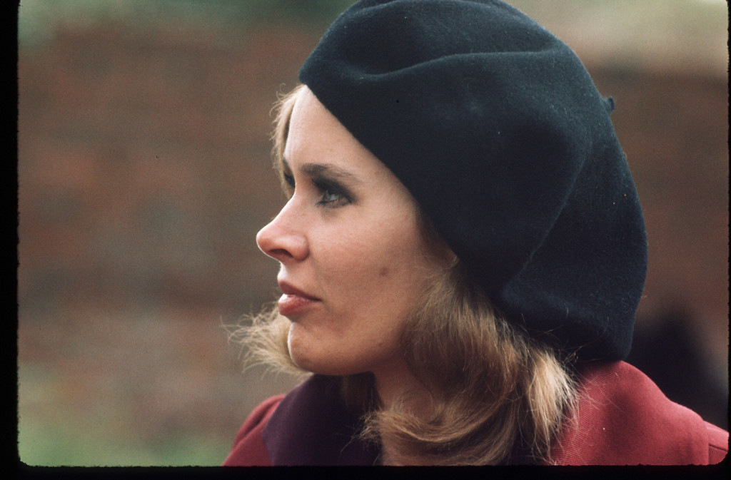 . 006468 01: Actress Karen Black poses 1973 in USA. Black has starred in many films and received several awards and nominations throughout her acting career. (Photo by Liaison)