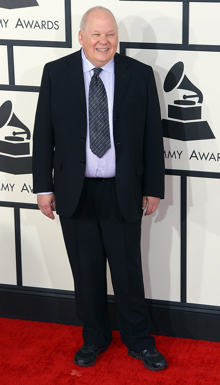 . Bob Ludwig arrives at the 56th Annual GRAMMY Awards at Staples Center in Los Angeles, California on Sunday January 26, 2014 (Photo by David Crane / Los Angeles Daily News)
