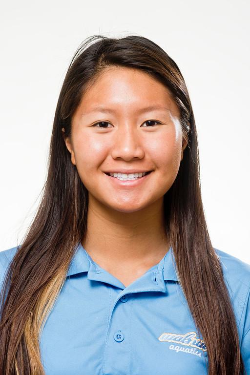 . Christina Wu, of Walnut, Tribune all-area swimmer on May 22, 2013. (Staff photo by Watchara Phomicinda/ Los Angeles Media News Group)