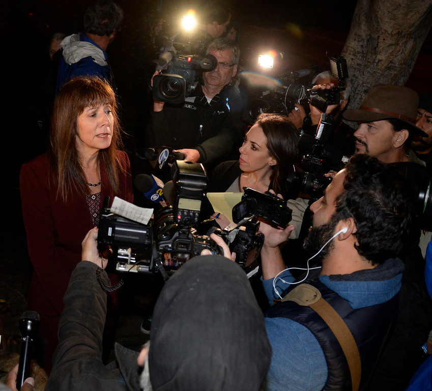 . Valerie Wass attorney for Conrad Murray tells the press that Murray was released from the Los Angeles Men\'s Central Jail early Monday morning by 12:01 am.
