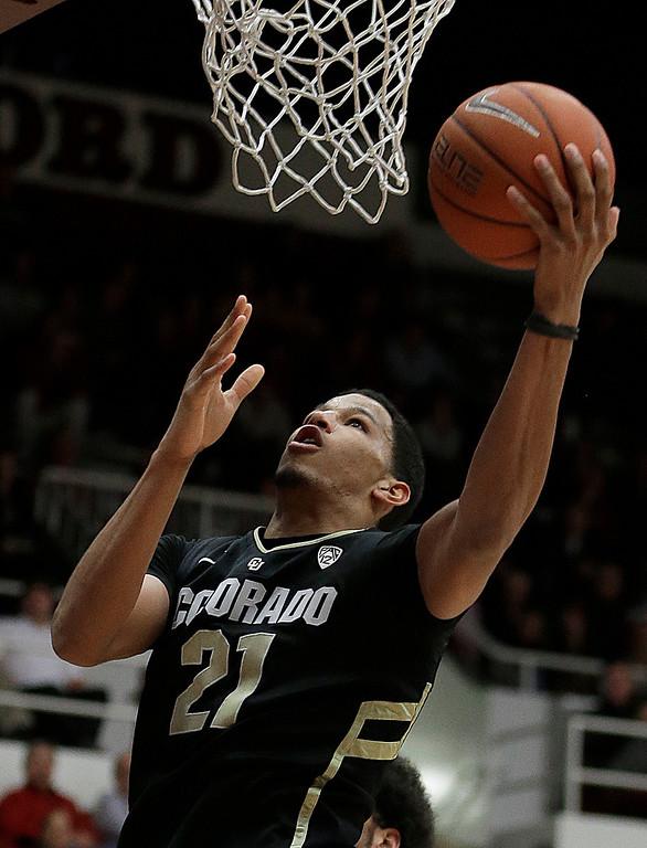 . <b>26. Minnesota (from Memphis via Houston) - Andre Roberson </b> <br />6-7, 206 Small forward, Colorado (traded to Oklahoma City)  (AP Photo/Ben Margot)