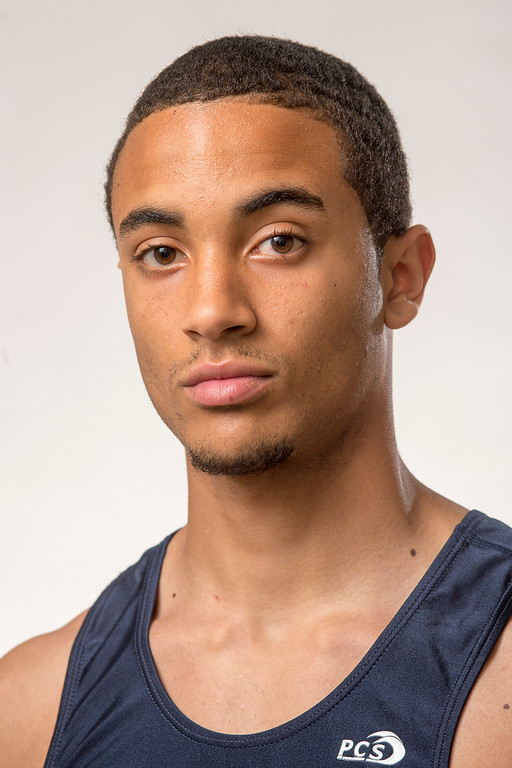 . Rowland High\'s Deven Thompson has been selected for the SGV Tribune\'s All-area Boys Track Team June 10, 2013.   (SGVN staff photo by Leo Jarzomb)