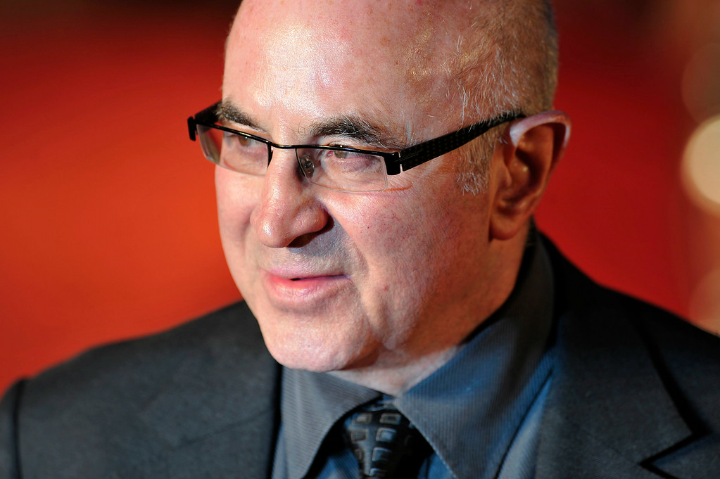 """. English actor Bob Hoskins attends the worldwide premier of \""""Made in Dagenham\"""" in Leicester Square, London, on September 20, 2010. Hoskins, whose varied career ranged from \""""Mona Lisa\"""" to \""""Who Framed Roger Rabbit?\"""" died on April 29, 2014. He was 71. http://bit.ly/1mZaQ6B  (CARL COURT/AFP/GettyImages)"""