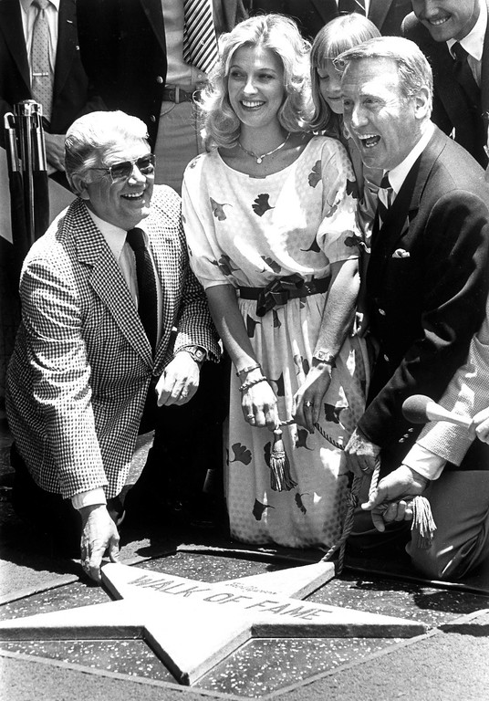. Vin Scully in 1982.   (L.A. Daily News file photo)
