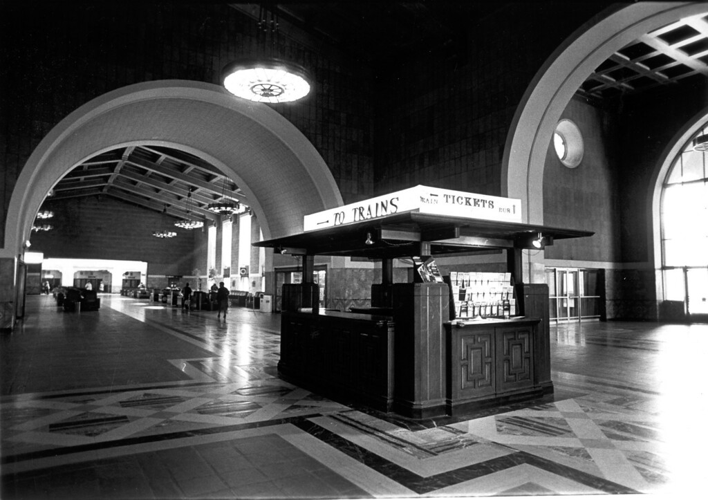 . Union Station.    (Los Angeles Daily News file photo)