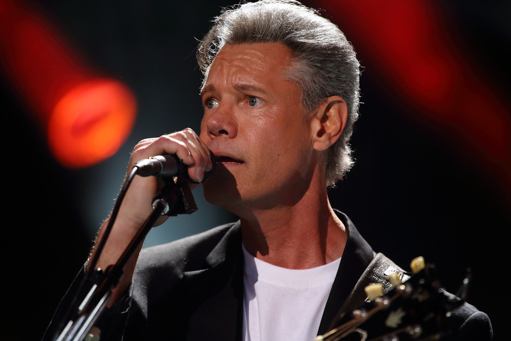. Randy Travis performs at the 2013 CMA Music Festival at LP Field on Friday June 7, 2013 in Nashville Tennessee.(Photo by John Davisson/Invision/AP)