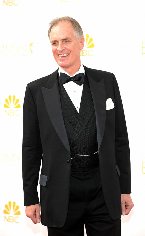 . Keith Carradine on the red carpet at the 66th Primetime Emmy Awards show at the Nokia Theatre in Los Angeles, California on Monday August 25, 2014. (Photo by John McCoy / Los Angeles Daily News)